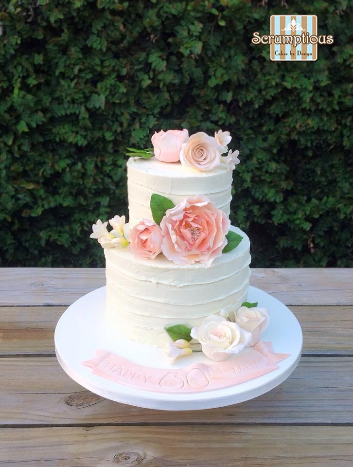 Cake For Mum Scrumptious Cakes